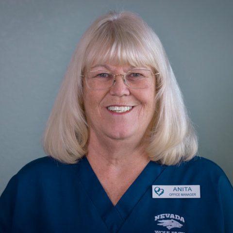 Anita Emmrich, Office Manager